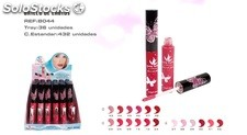 Brillo de labios con probador easy paris B044
