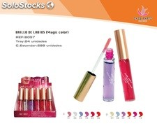 Brillo labial magic color