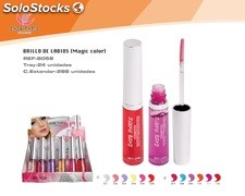 Brillo labial magic color B058