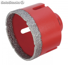 Broca Diamante Corte Seco - 68 Mm - rubi - 04917