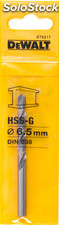 Broca metal HSS-G 6.5x101mm