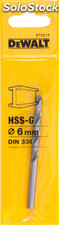 Broca metal HSS-G 6x93mm