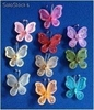 broches mariposas