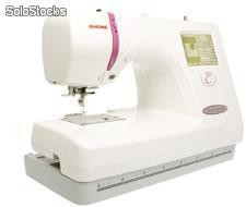 Brodeuse - Janome Memory Craft 350E - janome computer 350 modele 2011