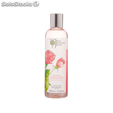 Bronnley RHS Rose Baño y gel de ducha 250ml