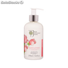 Bronnley RHS Rose Loción Manos 250ml