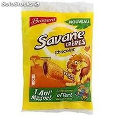 Bros.savane crepe CHOCOX8 256G