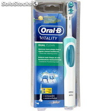 Brosse a dents vitality dual clean oral b