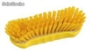 Brosse alimentaire courbe