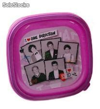 Brotdose Rosa One Direction