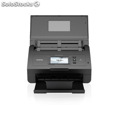 Brother - ads-2600We adf scanner 600 x 600DPI A4 Negro