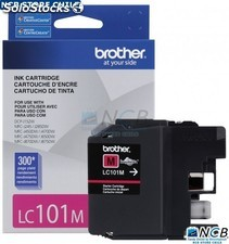 Brother Cart Lc101M Mag Ngo r.300 -Mfc-J470/Mfc-J870