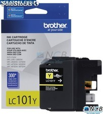 Brother Cart Lc101Y Mag Ama r.300 -Mfc-J470/Mfc-J870