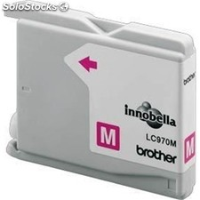 Brother cartucho magenta 300 pag. Pack 1 dcp´135´150C mfc´235C´260C