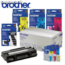 Brother cartuchos inyeccion lc1280xl negro/amarillo/cyan/magenta multipack 4 0