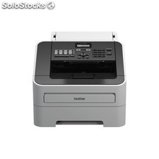 Brother - FAX-2840 Laser 33.6Kbit/s A4 Negro, Gris fax