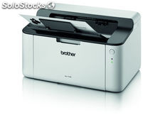 Brother impresora láser monocromo a4 20ppm hl1110