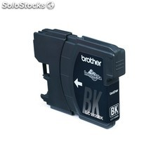 Brother - LC-1100BK Black Ink Cartridge Negro cartucho de tinta