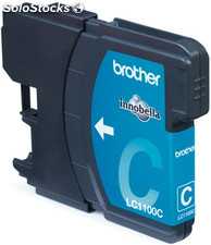 Brother lc-1100cbp blister pack cian cartucho de tinta