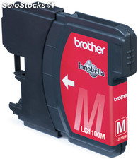 Brother lc-1100m blister pack magenta cartucho de tinta