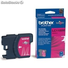 Brother LC1100M Cartucho Magenta DCP385/585/MF4