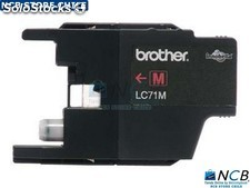 Brother Lc71M Print Cartridge 1 X Magenta 300