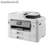 Brother mfc-j5930dw 1200 x 4800dpi inyección de tinta a3 35ppm wifi gris, color