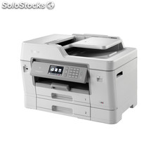Brother mfc-j6935dw 1200 x 4800dpi inyección de tinta a3 35ppm wifi gris, color