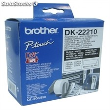 Brother Papel continuo 29mm QL550