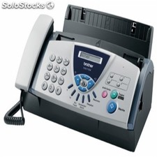 Brother T104 Fax Transferencia Sobre Papel Normal