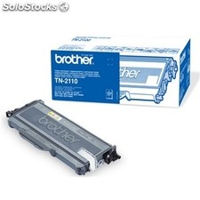 Brother toner negro 1.500 pag. Hl-´2140´2150N´2170W