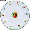 Brunchfield Lewes - Assiettes plates Porcelaine19 CM