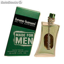 Bruno Banani - made for men edt vaporizador 30 ml