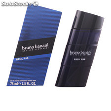 Bruno Banani MAGIC MAN edt vaporizador 75 ml