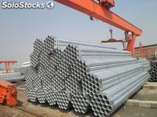 Bs1387 tubo galvanizado made ​​in China
