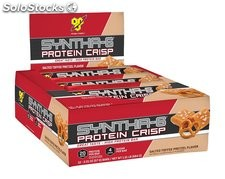BSN - Syntha-6 Protein Crisp Bar Salted Toffee Pretzel - 12 Bars