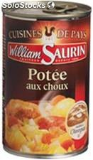 Bte 1/2 potee au choux brasserie william saurin