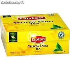 Bte 100ST the envelope yellow lipton