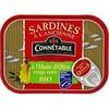 Bte 135G sardines a l'huile olive connetable