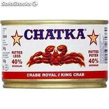Bte 140G crabe 40% pattes / 60%chair chatka
