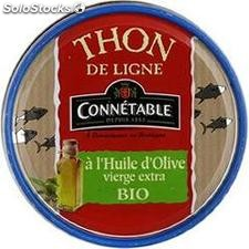 Bte 160G thon huile olive issue agriculture bio connetable