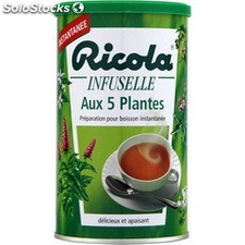 Bte 200G infuselle 5 plantes ricola