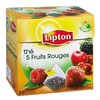 Bte 20ST the parfume 5 fruits rouges lipton
