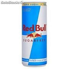 Bte 25CL energy drink red bull sans sucre