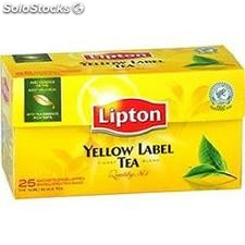 Bte 25ST the yellow label lipton