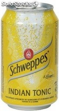 Bte 33CL indian tonic schweppes