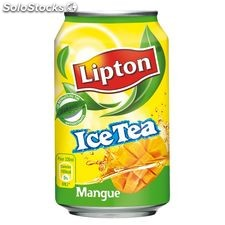 Bte 33CL lipton ice tea mangue