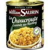 Bte 4/4 choucroute nature champignons william saurin