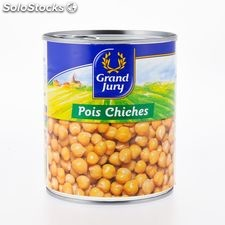 Bte 4/4 pois chiches grand jury