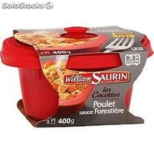 Bte 400G poulet forestier cocotte william saurin